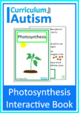 Photosynthesis  Plants Book Autism