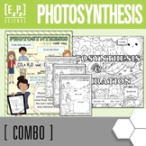 Photosynthesis Made Easy & Seek and Find Science Doodle Pa