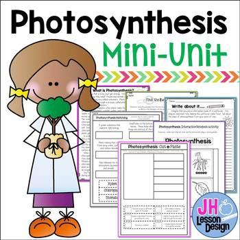 Photosynthesis Mini-Unit