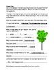 Photosynthesis Online Scavenger Hunt Webquest