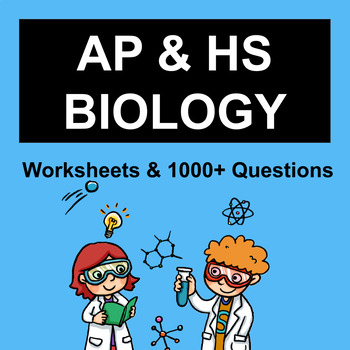Photosynthesis Part I - Worksheet