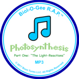 Photosynthesis Part One: The Light-Reactions: Mp3 - Biol-O