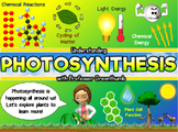Photosynthesis PowerPoint: FULLY LOADED!