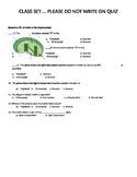 Photosynthesis Quiz