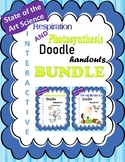 Photosynthesis & Respiration Doodle Handouts BUNDLE
