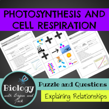 Photosynthesis and Cellular Respiration Puzzle