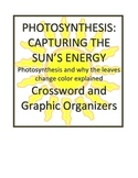 Photosynthesis & leaves change color Rdg, Crossword, Cause & Effect & Visual