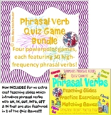 Phrasal Verb Jeopardy Cards