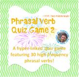 Phrasal Verb Quiz Game 2