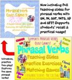 Phrasal Verb Quiz Game 3
