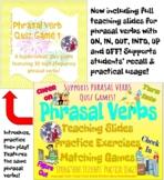 Phrasal Verb Quiz Game 1