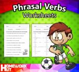 Phrasal Verbs Worksheets