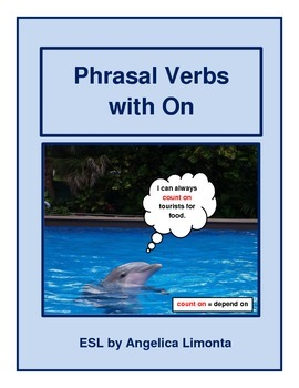 English Phrasal Verbs with On