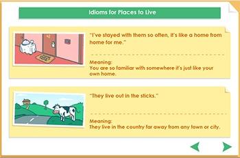 Phrasal verbs and Idioms