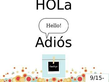 Phrase of the Week/ Frase de la Semana