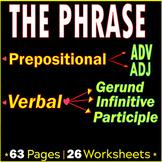 Phrases Bundle | Verbal Phrase | Prepositional Phrase | Gr