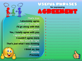 Phrases - Expressing Agreement