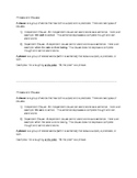 Phrases and Clauses Notes: Common Core L7.1a and 7.1c