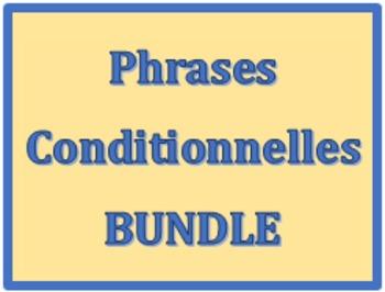 Phrases conditionnelles French Bundle