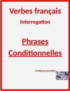 Phrases conditionnelles quiz
