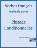 Phrases conditionnelles worksheet 6