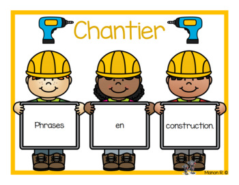 Phrases en construction