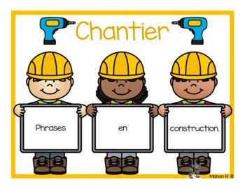 Phrases en construction