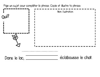 Phrases farfelues-Édition Animaux