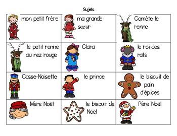 Phrases farfelues-Édition Noël