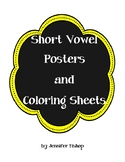 Phrases for Common Long Vowel Spellings Posters and Coloring Pages