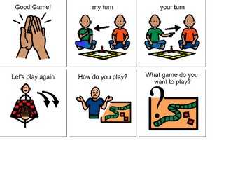 Phrases for Game Play