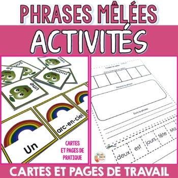 Phrases mêlées    (French product - produit en français)
