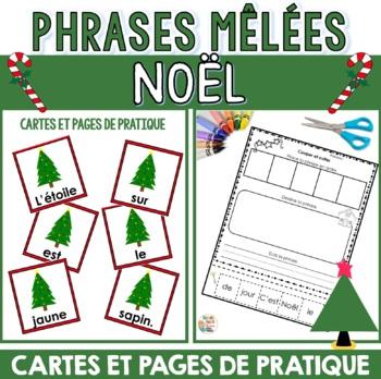 Phrases mêlées (Noël)