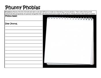 Phunny Phobias