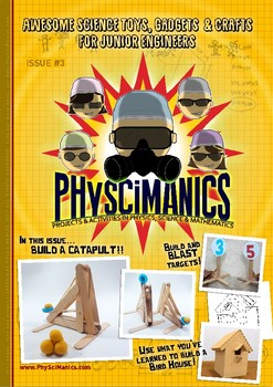PhySciManics - Issue 3 - STEM Project Magazine!