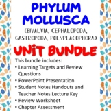 Phylum Mollusca Unit Bundle