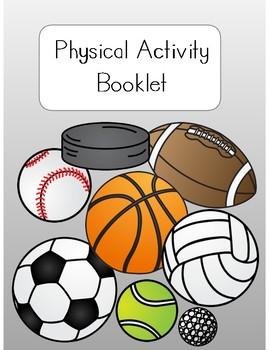 #digitaldollarspot Physical Activity Booklet