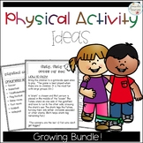 Physical Activity Ideas