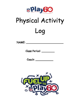 Physical Activity Log Play 60