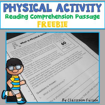 Free Physical Education Homework Teachers Pay Teachers