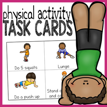 Physical Activity Task Cards