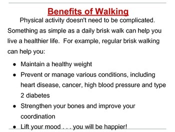 Physical Activity and Exercise Unit -- Health (Answer Key Included)