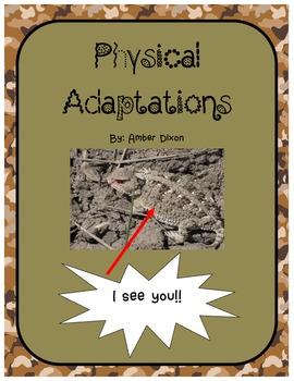 Physical Adaptations Mini-Unit