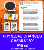Physical Changes Notes