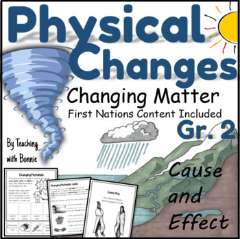 Physical Changes New BC Curriculum