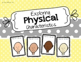 Physical Characteristics - Social Emotional Skill Practice