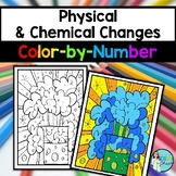 Physical & Chemical Changes Color-by-Number