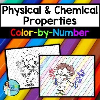 Physical & Chemical Properties Color-by-Number
