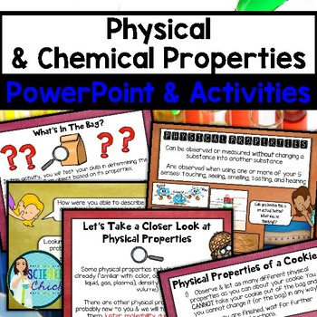 Physical & Chemical Properties PowerPoint