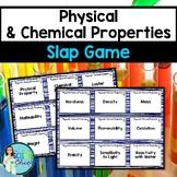 Physical & Chemical Properties Slap Game